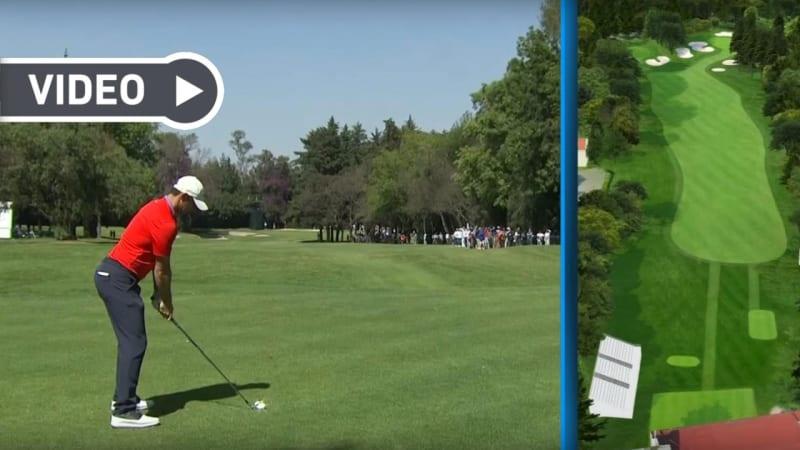 European Tour: Die bisher besten Schläge des Golf-Jahres 2019