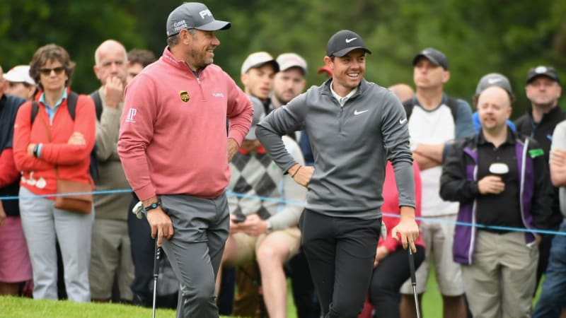European Tour Tee Times: Westwood und McIlroy gemeinsam in der Schweiz