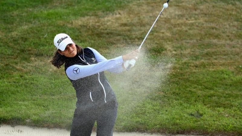 LPGA Tour: Karolin Lampert gelingt ein weiteres Top-10-Resultat