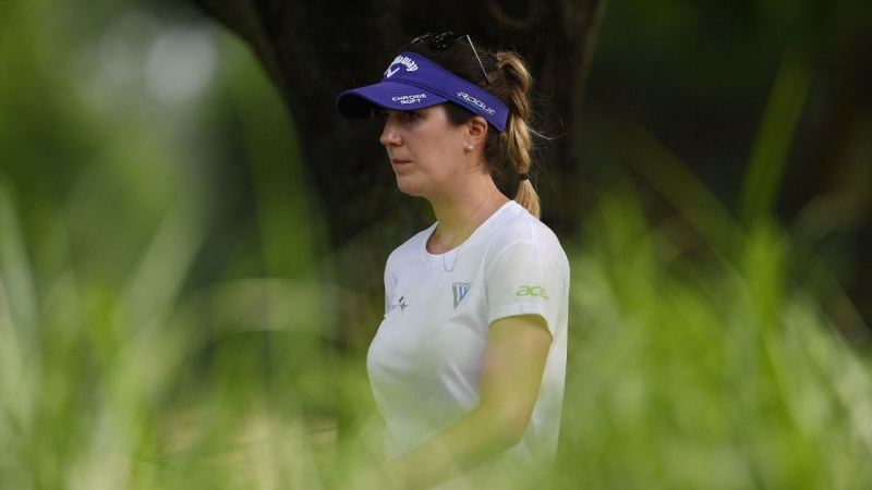 LPGA Tour: Sandra Gal fällt Rest der Saison 2019 aus