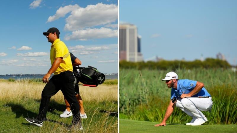 PGA Tour: Patrick Reed marschiert an die Spitze während DJ schwächelt