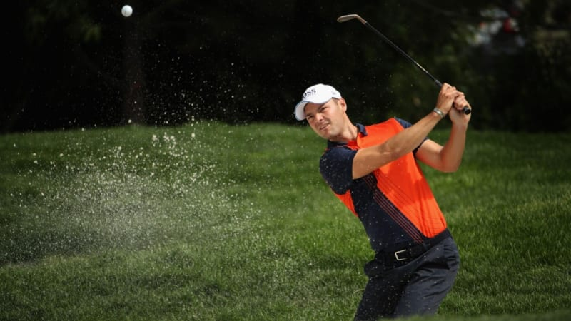 Martin Kaymer bleibt Mitglied der PGA Tour