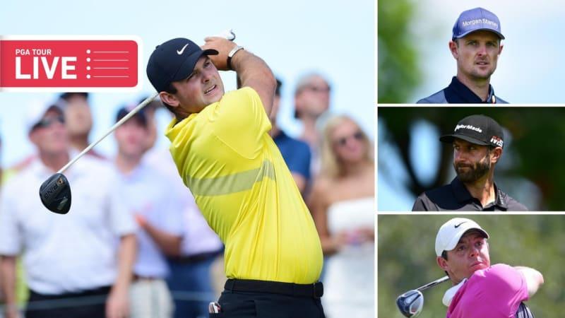 PGA Tour LIVE: Das Feld jagt Patrick Reed