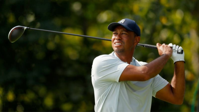 PGA Tour Tee Times: Der wieder genesene Tiger Woods startet am Nachmittag