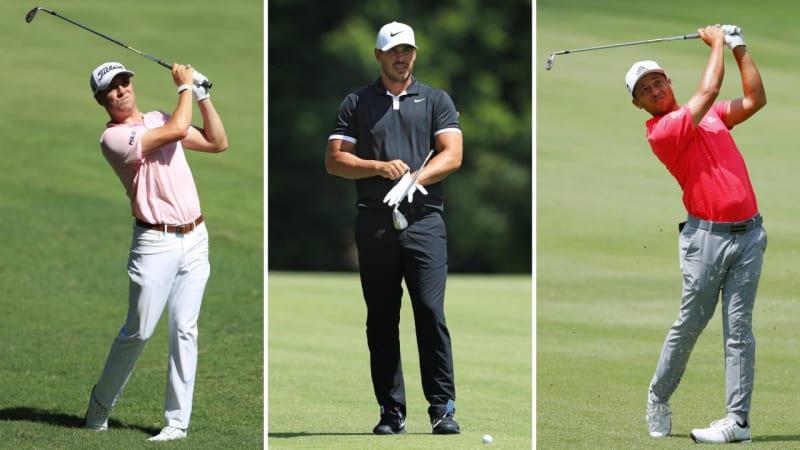 PGA Tour: Thomas, Koepka und Schauffele in geteilter Führung