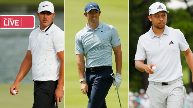 PGA Tour LIVE: Wer schnappt sich die Millionen?