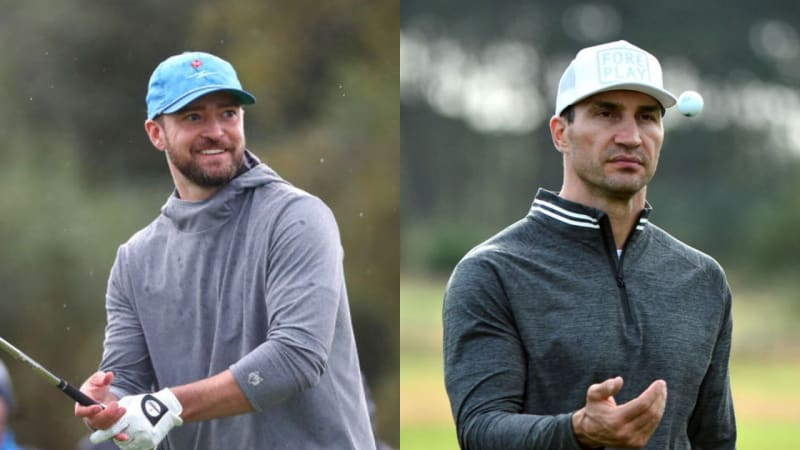 European Tour: Promis bei der Alfred Dunhill Links Championship 2019