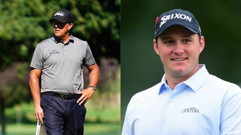 PGA Tour: Debakel für Mickelson, aussichtsreicher Straka