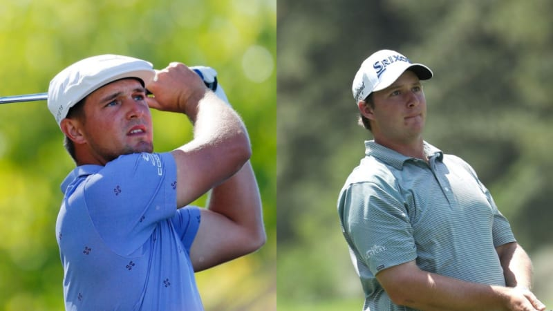 PGA Tour: Bryson DeChambeau führt, Sepp Straka verpasst den Cut