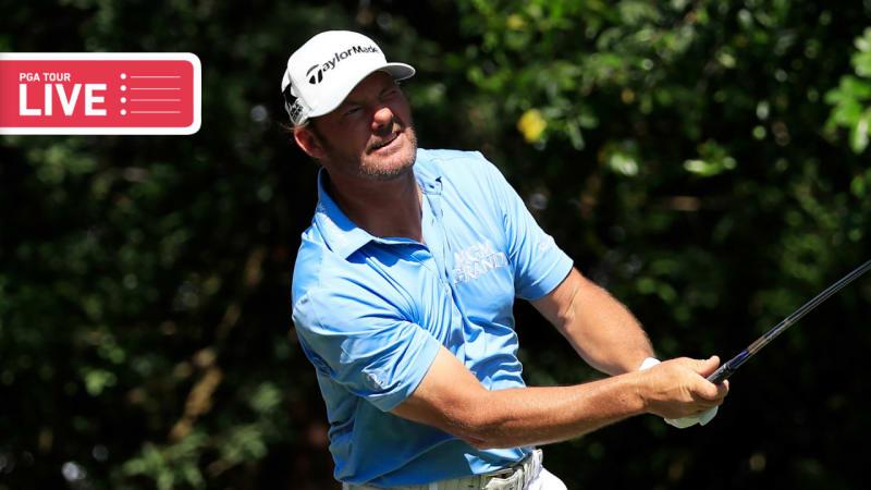 PGA Tour LIVE: Alex Cejka kämpft ums Wochenende