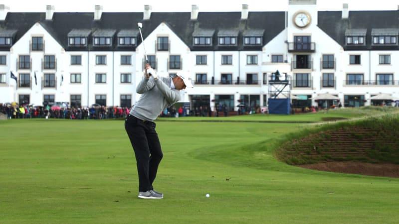 European Tour: Martin Kaymer mit solidem Start bei schottischem Wetter