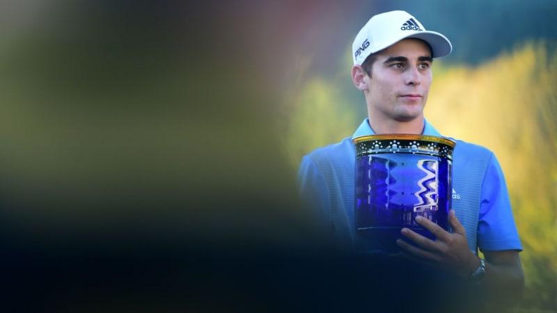 PGA Tour: Joaquin Niemann sichert sich ersten Erfolg auf der PGA Tour