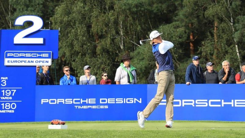 Porsche European Open: Rottluff setzt seine gute Woche fort