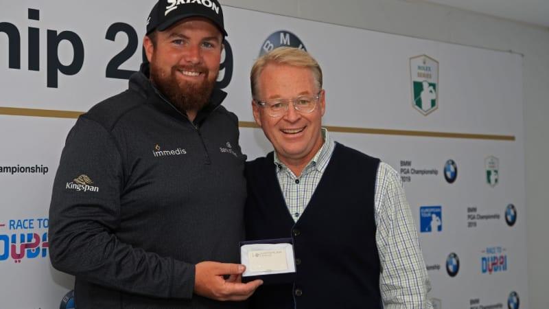 Shane Lowry erhält nach Major-Sieg weitere ehrenvolle Auszeichnung