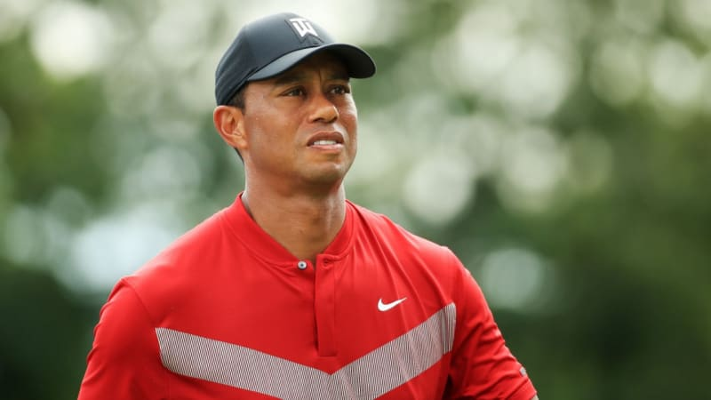"""Tiger Woods: """"Egal wie düster es ist, man kämpft weiter"""""""