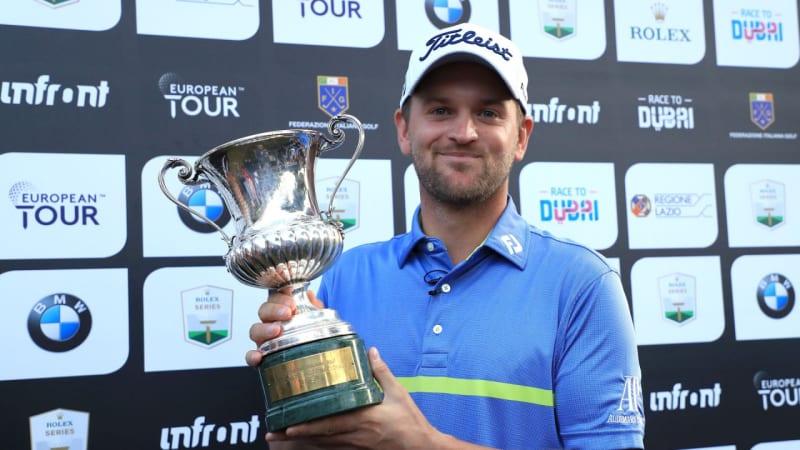 European Tour: Bernd Wiesberger gewinnt die Italian Open 2019