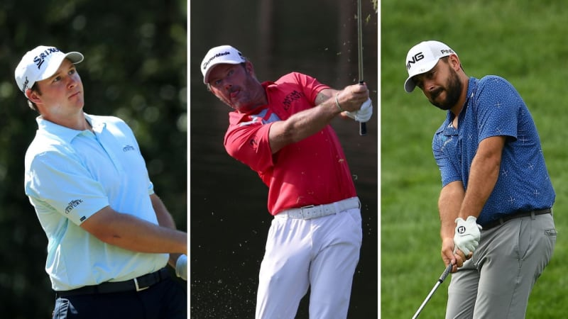 PGA Tour Tee Times: Deutschsprachiges Dreiergespann auf den Bermudas