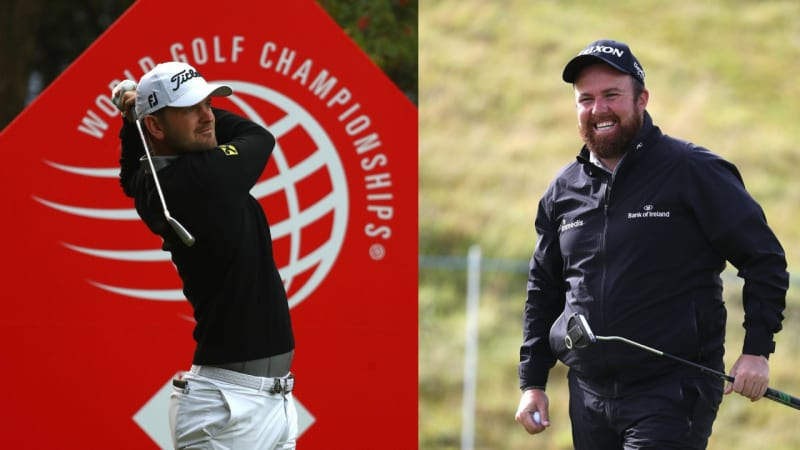 World Golf Championship Tee Times: Bernd Wiesberger mit dem Open Champion