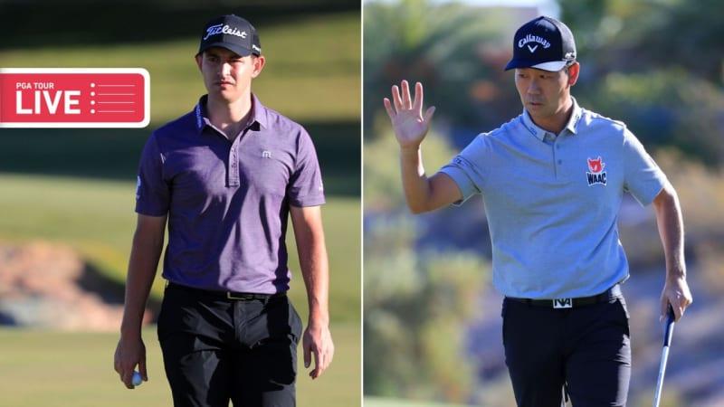 PGA Tour LIVE: Wer gewinnt in Las Vegas?
