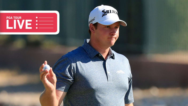 PGA Tour LIVE: Sepp Straka im Finale der Houston Open in Texas