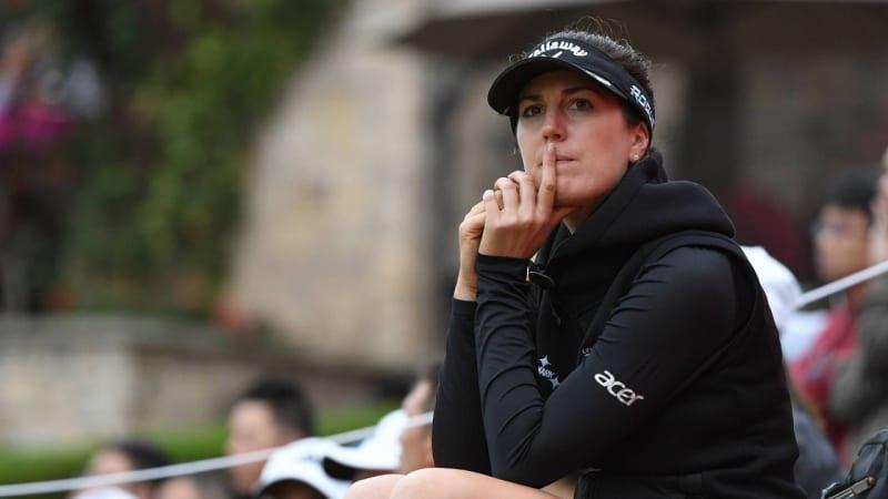"""""""Schlapp und ausgelaugt"""": Sandra Gal nimmt sich eine Auszeit vom Golfsport"""