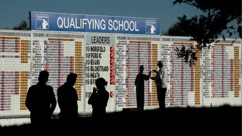European Tour Q-School: Verkorkstes Finale aus deutscher Sicht
