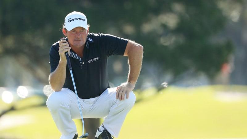 PGA Tour: Alex Cejka rutscht aus den Top 20