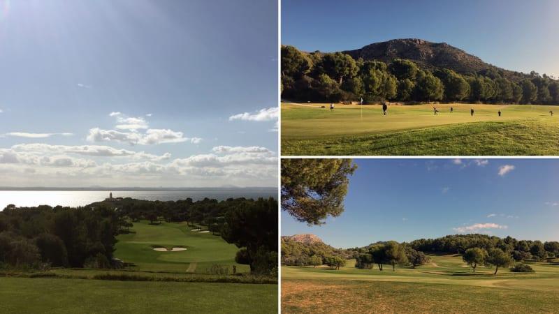 Alcanada Golfclub: Furchtbar schwierig, doch wunderschön