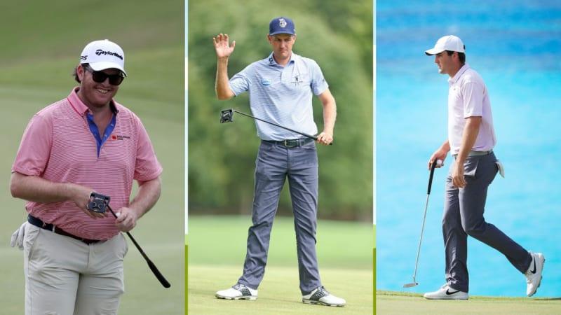 PGA Tour: Amerikanisches Trio an der Spitze der Bermuda Championship