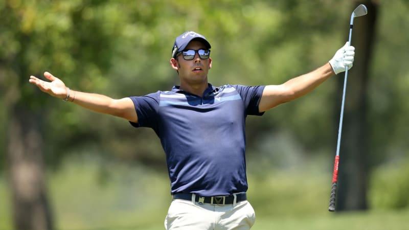 European Tour: Pablo Larrazabal führt in südafrikanischer Sonne
