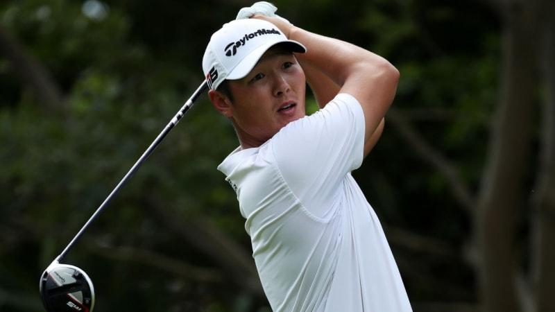 PGA Tour: Danny Lee übernimmt die Führung in Mexiko