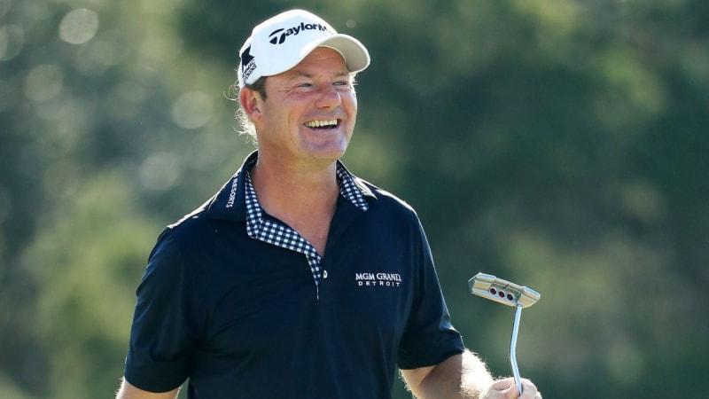 PGA Tour: Alex Cejka mit Saisonbestleistung