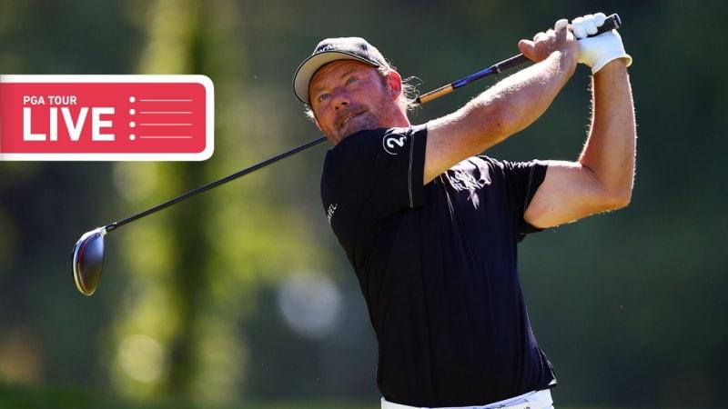 PGA Tour LIVE: Alex Cejka greift auf Sea Island an