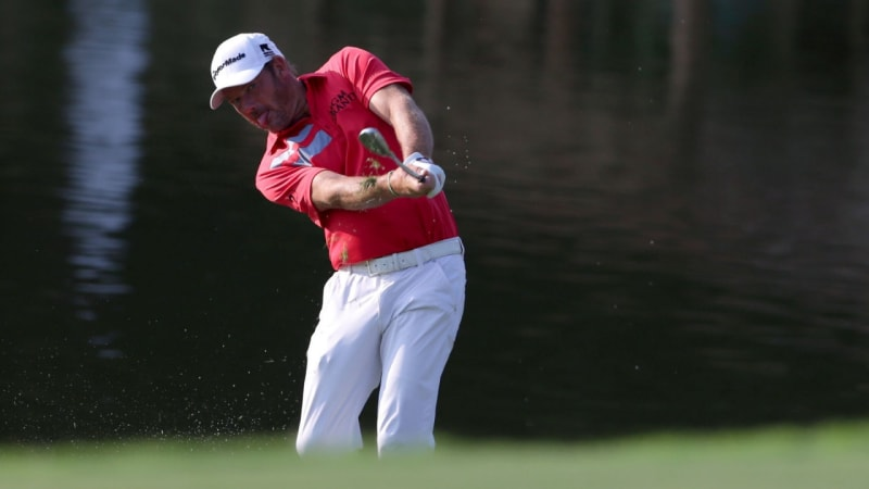 PGA Tour: Alex Cejka weiterhin im Rennen