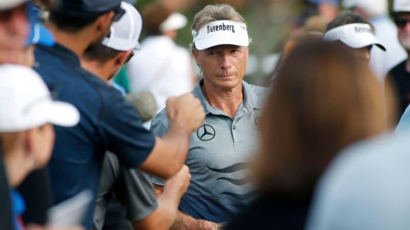 PGA Tour Champions ernennt Bernhard Langer zum Spieler des Jahrzehnts