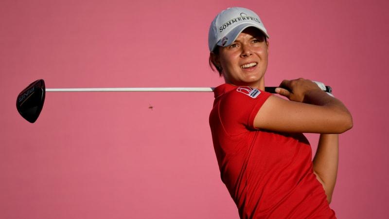 Esther Henseleit: Sensationelle erste Saison als Golfprofi