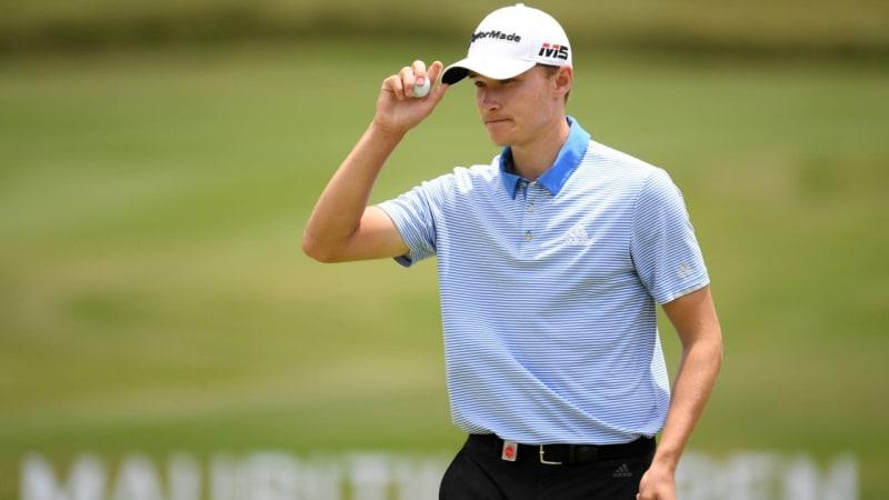 European Tour: 18-jähriger Shootigstar spielt grandios auf