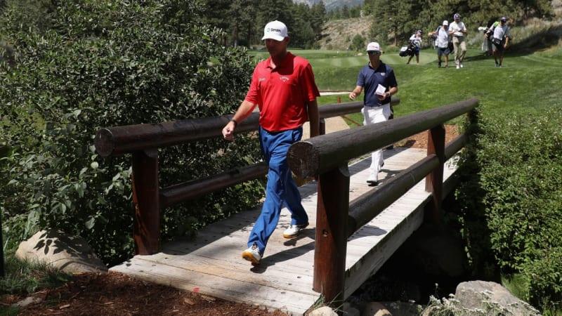 PGA-Tour-Star wegen Anstiftung zur Prostitution verhaftet