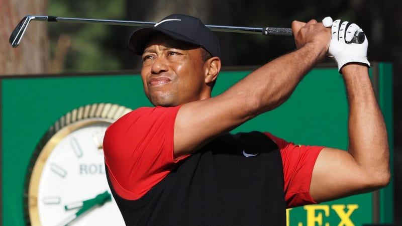 PGA Tour Tee Times: Tiger Woods beginnt am frühen Abend