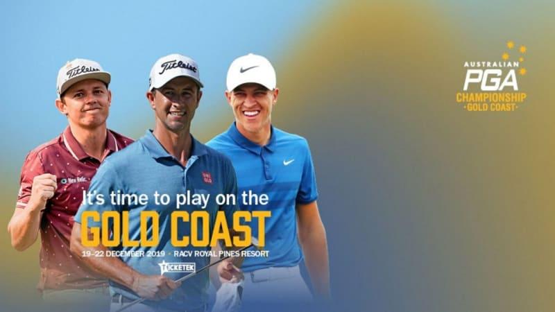 Wochenvorschau: European Tour zum Jahresabschluss in Australien