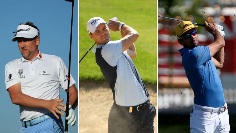 European Tour Tee Times: Martin Kaymer mit seinen Ryder-Cup-Kollegen