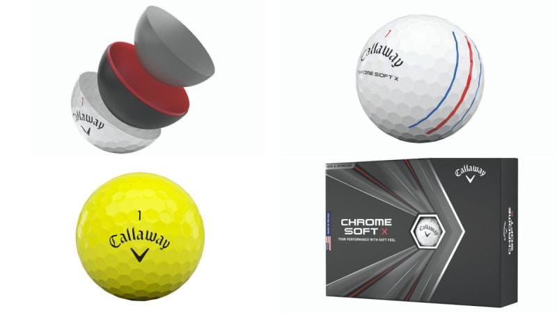 """Der Ball, der alles ändert"" - Callaway Chrome Soft und Chrome Soft X"
