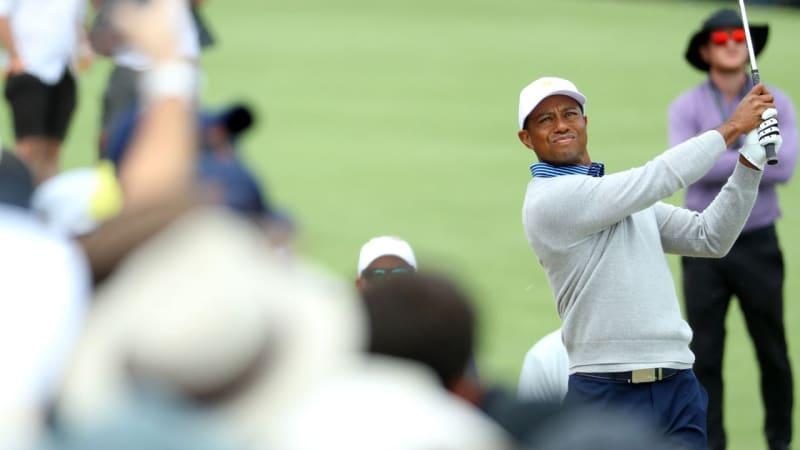 Tiger Woods gibt erste Turnierstarts auf der PGA Tour 2020 bekannt