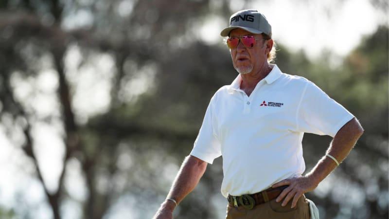 PGA Tour Champions: Miguel Angel Jimenez feiert seinen neunten Sieg