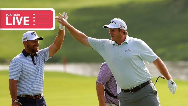 PGA Tour LIVE: Sepp Straka startet in Tag 3 auf dem Stadium Course