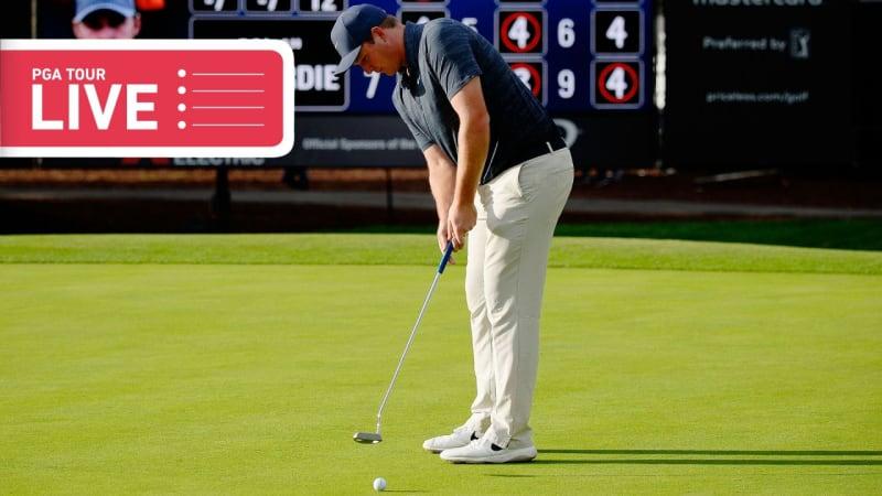 PGA Tour LIVE: Sepp Straka im Finale auf Hawaii