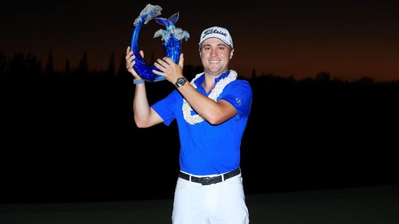 PGA Tour: Justin Thomas mit Playoff-Sieg auf Hawaii