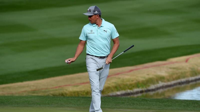 PGA Tour: Rickie Fowler führt, Sepp Straka mit grandioser zweiter Runde