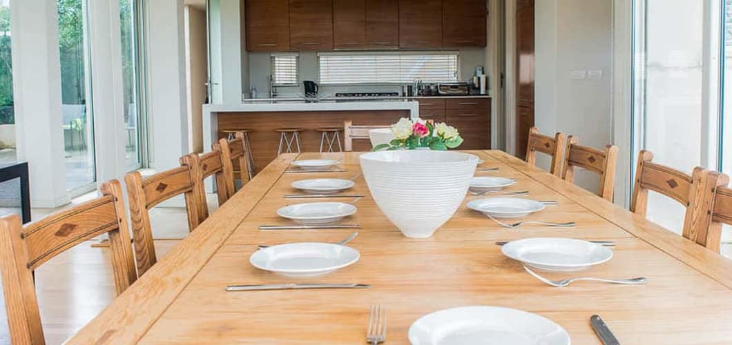 Täglich morgens erwartet die Gäste ein hausgemachtes à la carte Frühstück (Foto: Gowrie Farm)