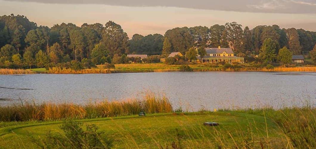 Weitere drei Golfanlagen befinden sich in der Nähe des Gowrie Golf Courses (Foto: Gowrie Farm)